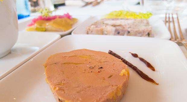 Drouant - Foie gras