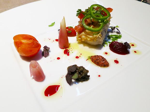Cuisine Moderniste - Takazawa - Red