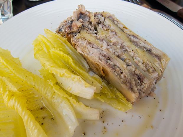 Café Trama - Laurière de sardines