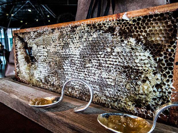 La Grenouillère - Rayons de miel, citron