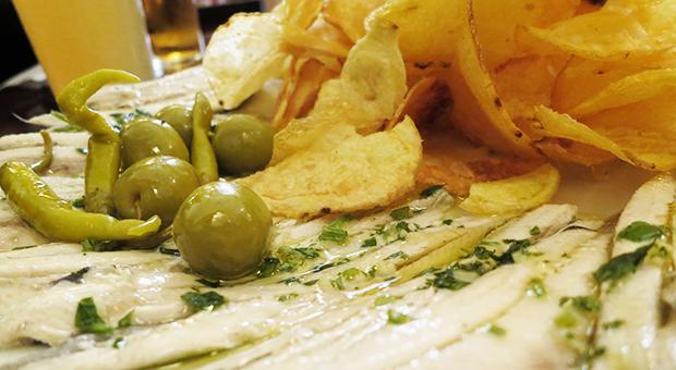 Taberna La Dolores - Boquerones
