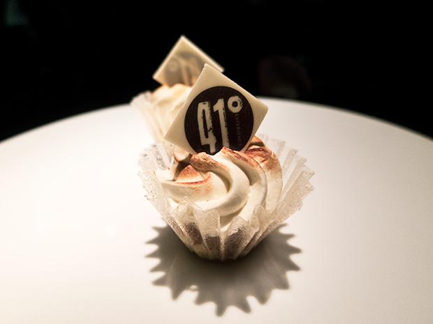 41° Experience - Cupcake au citron meringué