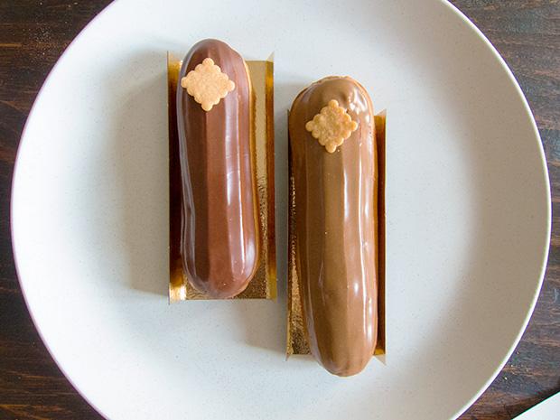 Liberté par Benoit Castel - Eclair au chocolat, éclair au café