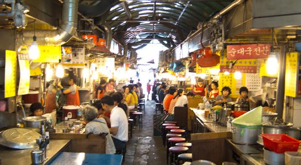 Kalguksu Alley