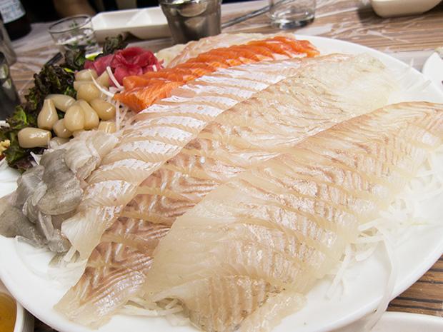 Marché aux poissons Noryangjin - Hoé ou hwe