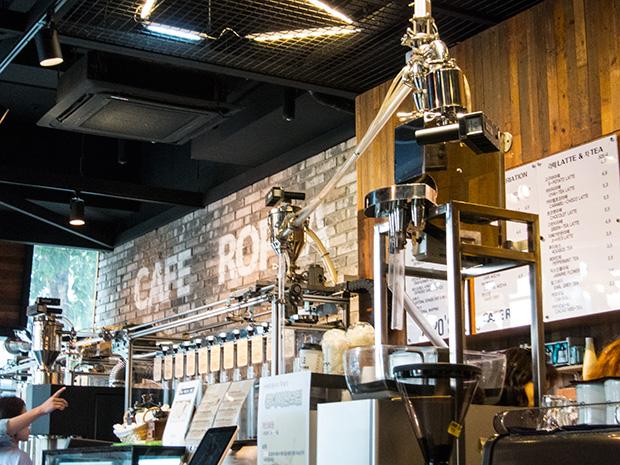 Café Ropla Séoul