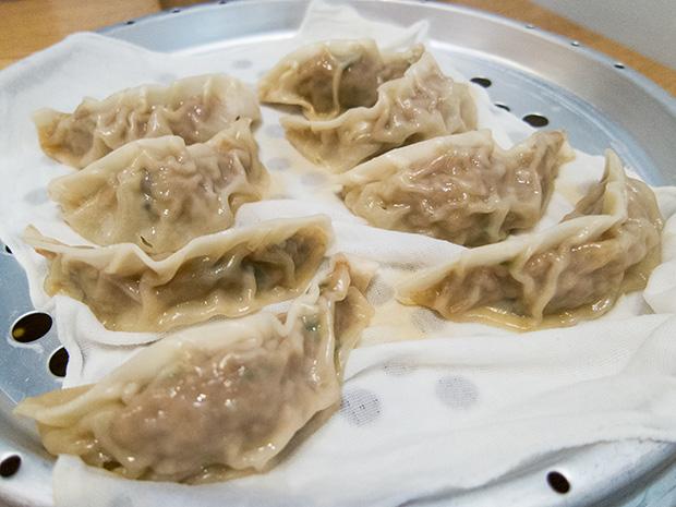 Ojeon Ohu - mandu