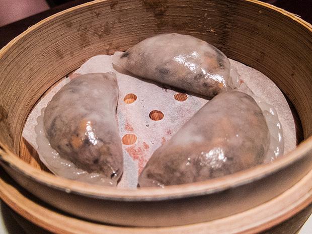 Mong Jung Heon - Raviolis végétariens