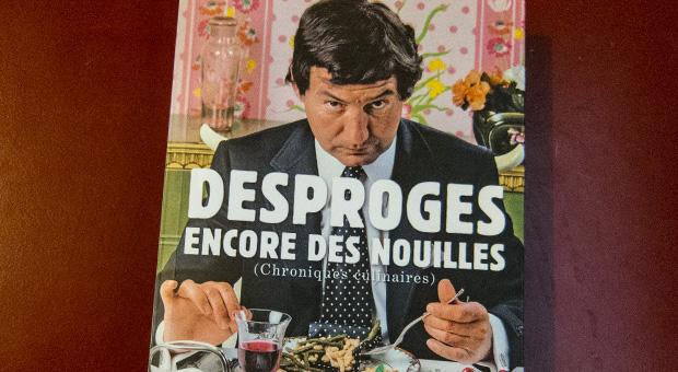Encore des nouilles pas Pierre Desproges