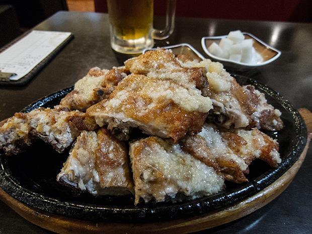 Wonjo Daelim Maneul Tongdak - Poulet frit à l'ail