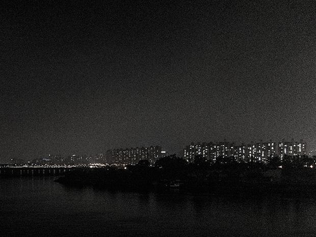 Wonjo Daelim Maneul Tongdak - Seoul, la nuit