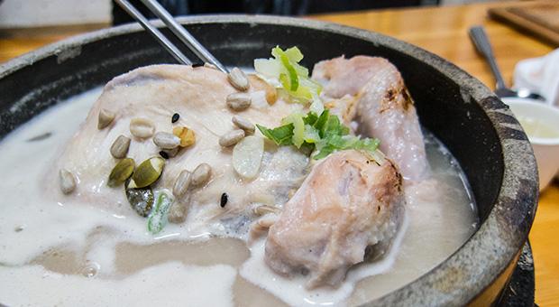 Tosokchon - Samgyetang