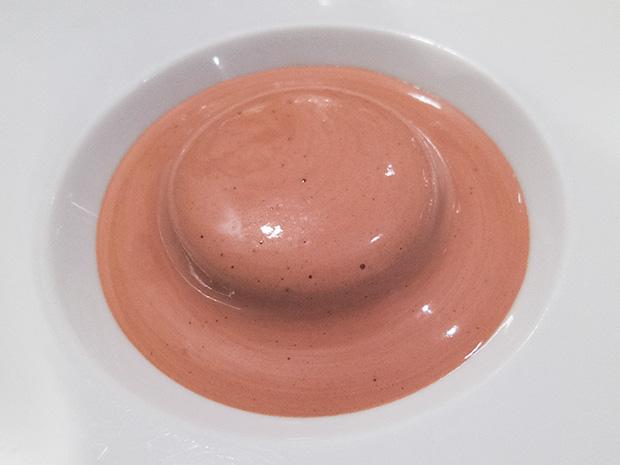 Ober-salé - Dessert au chocolat