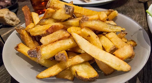 Café des Abattoirs - Frites