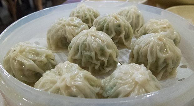 Myeongdong Gyoja - Mandu