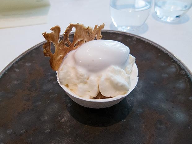 Montée - Restaurant Paris -
