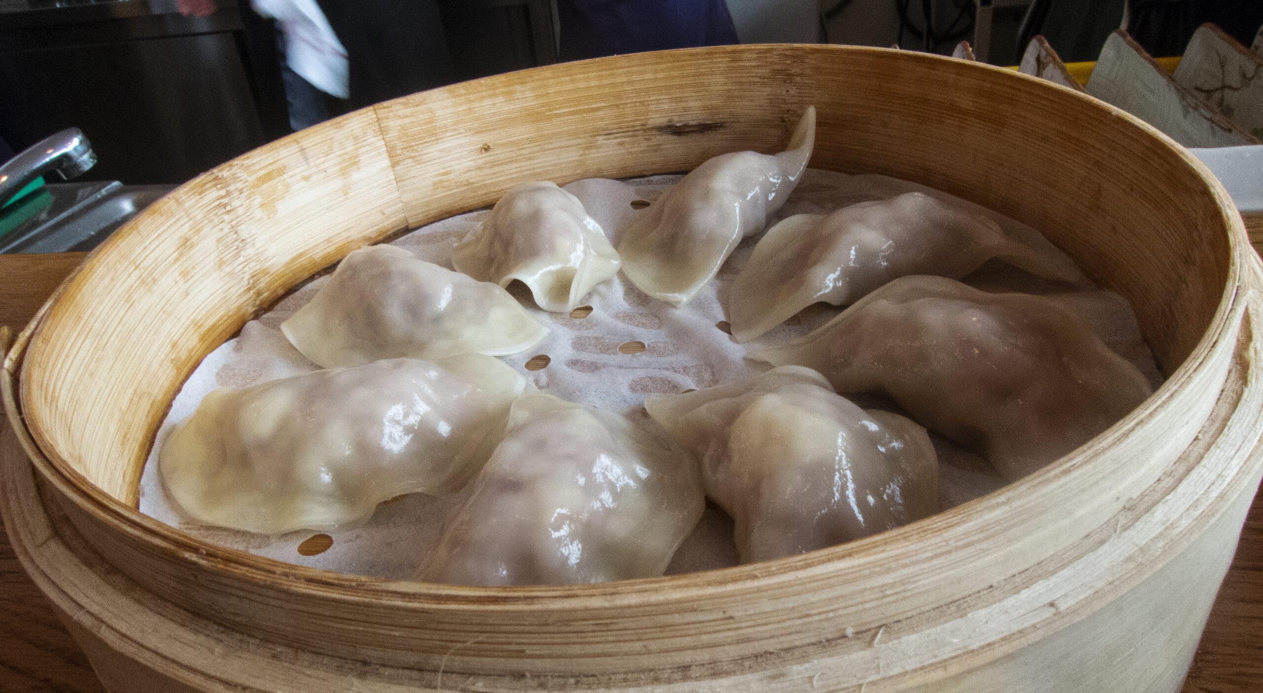 Mandoobar - Mandu au porc et boeuf