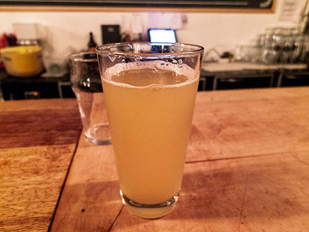 Microbrasserie La Barbote - Bière Sensei Miso