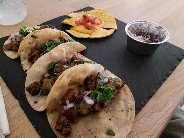 Maria Cantina - Tacos Al Pastor